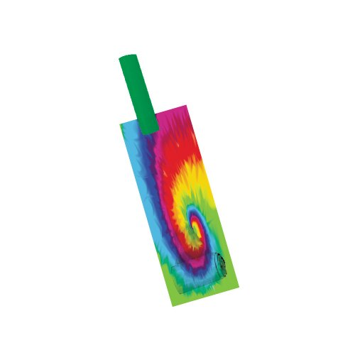 Creative Converting Tie Dye Fun 8 Count Blow Out Noise Maker (Tie Dye Invitations compare prices)