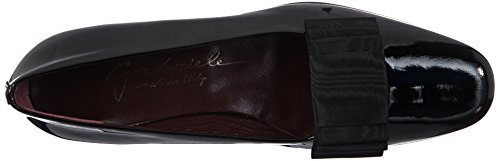 Gabriele 840620, Womens Loafer Flats, Black (Schwarz), 7.5 UK