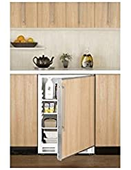 Summit FF7BIFRADA Refrigerator, Brown
