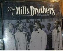 THE MILLS BROTHERS --36 ALL-TIME GREATEST HITS