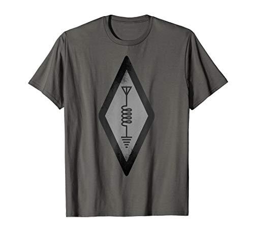 HAM International Amateur Radio Symbol   Cute Operator Gift T-Shirt