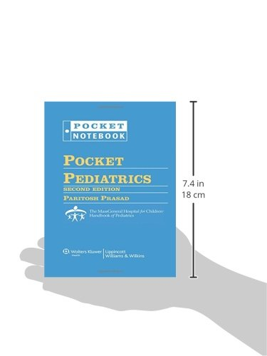 Pocket Pediatrics: The Massachusetts General Hospital for Children Handbook of Pediatrics (Pocket Notebook Series)