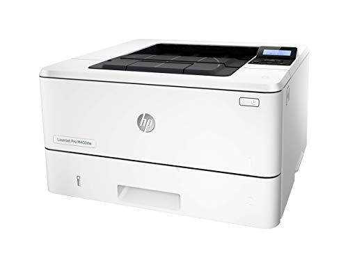 HP LaserJet Pro M402dw Wireless Laser Printer with Double-Sided Printing, Amazon Dash Replenishment ready (C5F95A)