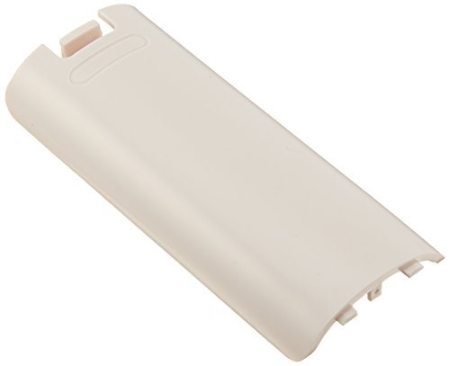 Game1 White Wii Battery Cover