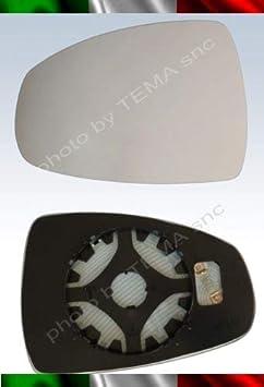 sinistro asferico termico riscaldabile Specchio Retrovisore Specchietto Vetro Con Piastra Cromato