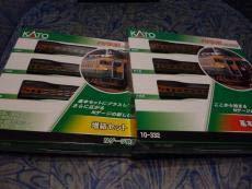 鉄道模型 165系低屋根 基本 増結セット 品 B07T4XXS3W