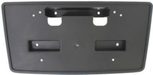 (Crash Parts Plus Front Primed License Plate Bracket for 14-15 Chevrolet Silverado 1500)