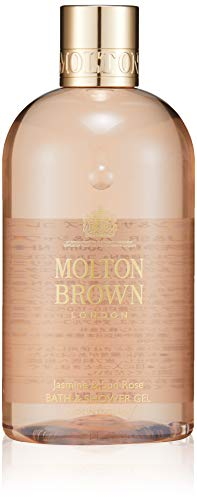 Molton Brown Jasmine & Sun Rose Bath & Shower Gel, 10 fl. oz. (Molton Brown Body Wash 10 Fl Oz)