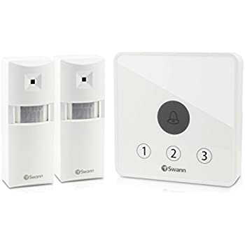 Amazon Com Swann Wireless Home Doorway Kit Alert