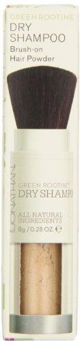 JONATHAN Green Rootine Dry Dark Shampoo, 0.28-Ounce