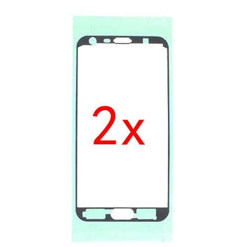 Mustpoint 2X LCD Screen Front Frame Adhesive Sticker Tape for