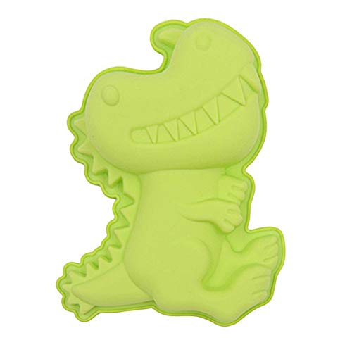 Sakolla Dinosaur Cake Pan/Kids Birthday Cake Pan for Baby Shower New Year Birthday Wedding Party (6.97