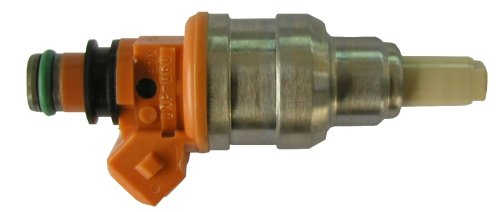 AUS Injection MP-10538 Remanufactured Fuel Injector - 1991-1992 Dodge/Eagle/Plymouth With 1.5L ()