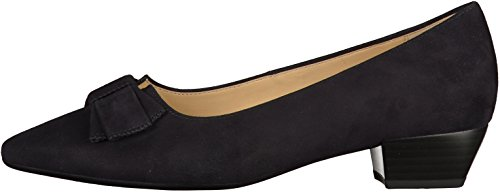 Navy Tacco Scarpe Gaborblondel Con Suede Donna FxIw0TwP