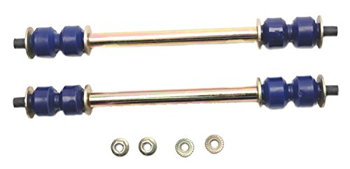 ACDelco 46G0185A Advantage Rear Suspension Stabilizer Bar Link Kit with (Mercury Sable Sway Bar Link)