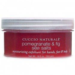 (Cuccio Naturale Pomegranate & Fig Salt Scrub)