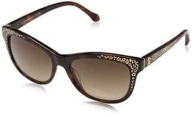 Roberto Cavalli Women's RC991S Sunglasses Black 55 mm