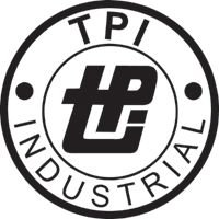 TPI UHP24W UHP 24-W Industrial Unassembled Circulators, Wall Mount, 24