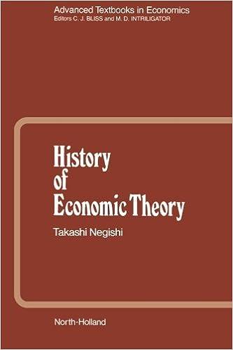 Of economic theory