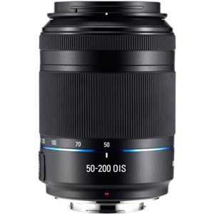 Samsung 50-200mm Telephoto zoom lens for NX Series Cameras by Samsung