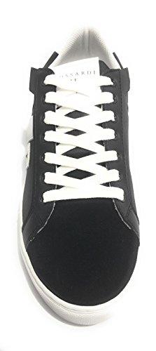 Trussardi de homme Jeans Gymnastique Chaussures SSZwPgpx