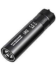 Nitecore LR12 Mini 2-in-1 Lantern Flashlight, 1000 Lumen Black