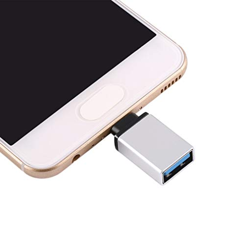 Ohomr Portable USB 3.1 Type-C Male to USB 3.0 A Female Converter USB Cable Adapter Office Work Switch by Ohomr (Image #2)
