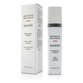 Pevonia Botanica Spa Clinica Pro Micro-Retinol Essential Toner 120ml/4oz