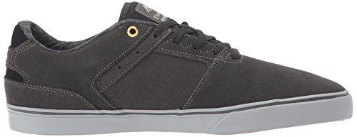 Emerica Reynolds Low Vulc Skate Schuh Dunkelgrau / Grau