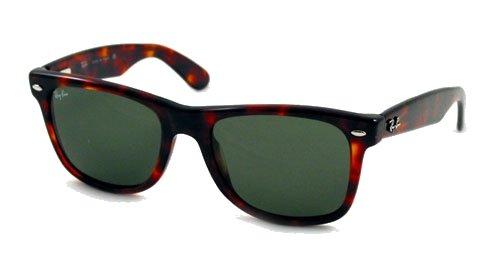 25a9f9749d Ray-Ban Sunglasses RB 2113 909 Wayfarer Tort w  G-15 XLT Lens   Amazon.co.uk  Clothing