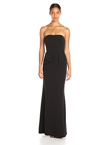cd9c6886b1dcd Aidan by Aidan Mattox Women's Strapless Crepe Gown
