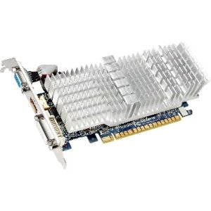 Gigabyte Silent Geforce Gt 610 Graphic Card . 810 Mhz Core . 1 Gb Ddr3 Sdram . Pci Express 2.0 . Low. Profile . 1200 Mhz Memory Clock . 2560 (810 Mhz Memory)