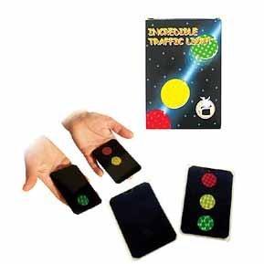 Incredible Traffic light –  Semaforo carte trucco di magia Zaubertricks & Zauberartikel