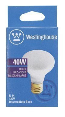 Westinghouse R14 Reflector Floodlight Bulb (R14 Reflector Ace)