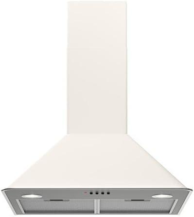 Ikea vindrum Campana para montaje en pared; en elfenbeinweiß; B; (60 cm): Amazon.es: Hogar