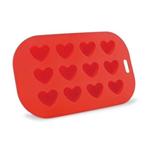 Unique Twelve Heart Shaped Silicone product image