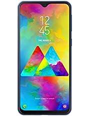 Samsung Galaxy M20  Akıllı Telefon, 32 GB, Koyu Mavi (Samsung Türkiye Garantili)