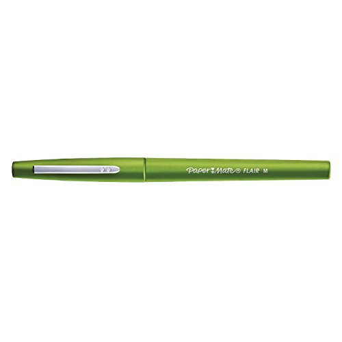 Paper Mate Flair Candy POP Pens, Medium Point, Assorted Colours, 24 Pack by Paper Mate (Image #2)