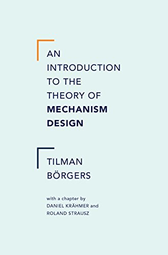 Download An Introduction to the Theory of Mechanism Design Pdf