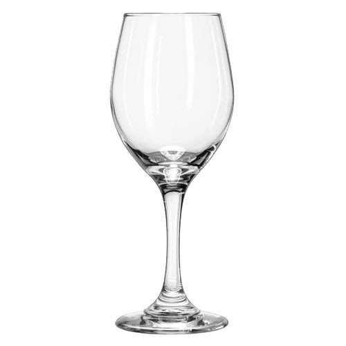 (Libbey Glassware 3057 Perception Wine Glass, 11 oz. (Pack of 24))