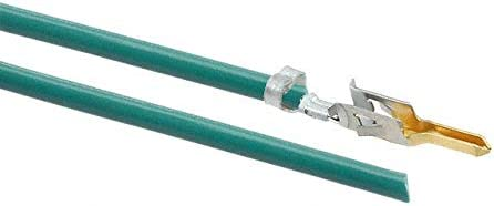 11 PRE-CRIMP A2064 GREEN Pack of 100 0039000219-11-G9