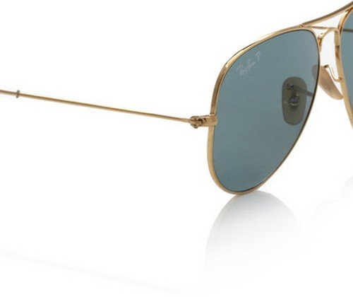 Ray-Ban RB3025P Aviator Polarized Sunglasses in the UAE ...