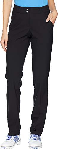 adidas Golf Women's Fall Weight Pants, Size 2, Black