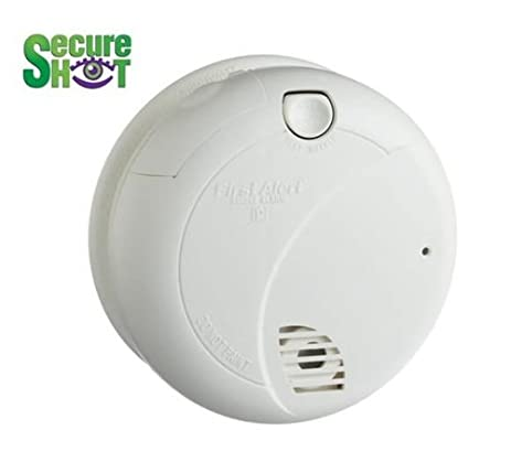 Amazon.com: Covert Hidden Camera Smoke Detector, Nanny Camera with ...