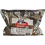 Azar Nut Company Sunflower Kernals, Oil Roasted, 32-Ounce Resealable Bags (Pack of 3)