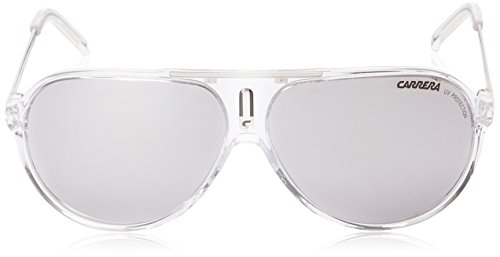 Carrera Hots Aviator Sunglasses,Crystal,64 mm