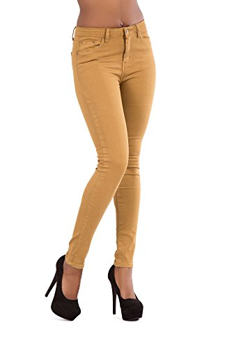 Yellow Glook Donna Jeans Jeans Yellow Donna Glook xwfYEa1