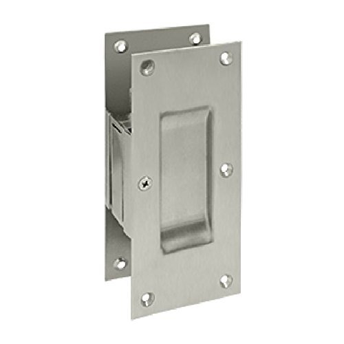 Deltana SDP60U15 Passage 6-Inch Decorative Pocket Lock