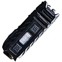 Lightweight Key Chain Light: Nitecore Thumb LEO