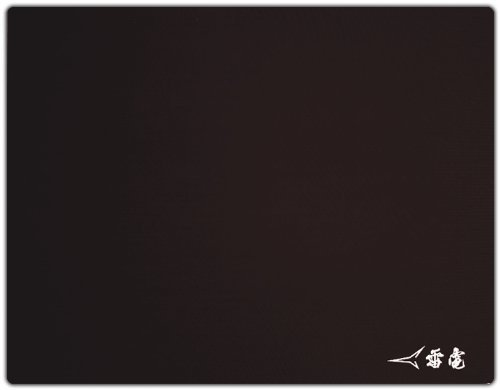 ARTISAN Gaming mouse pad Raiden MID(Hard) Large RD-NMID(Hard)-L Color: Coffee Brown (Japan Import) by Artisan